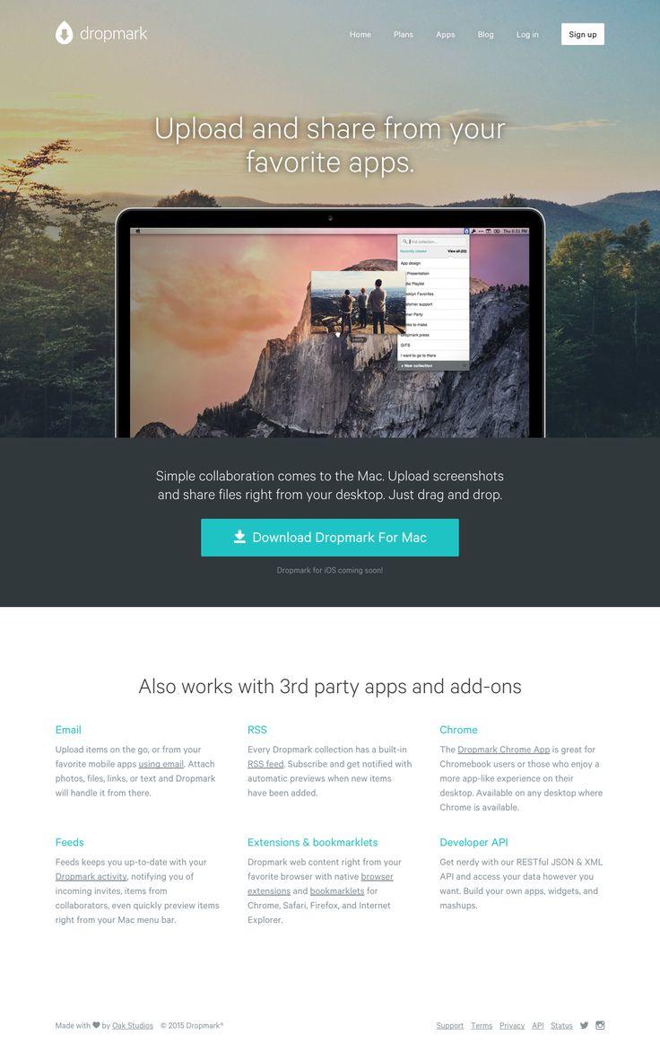 Dropmark - Apps