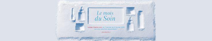 #clarins #skin #winter