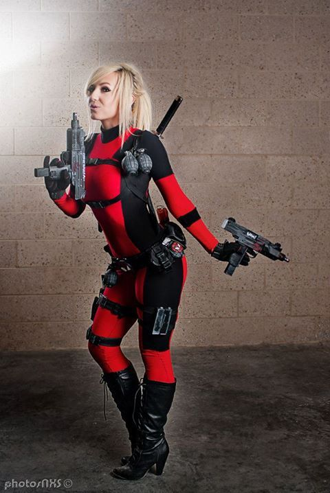 47 best Costume images on Pinterest | Lady deadpool ...