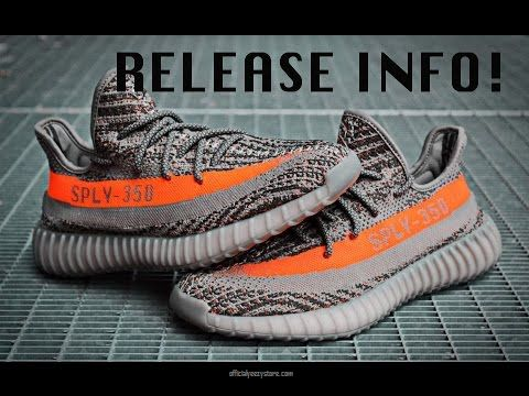 Yeezy Boost 350 V2 Beluga Foot Locker, Footaction, and Champs Release  Locations Are Up! 5,115 views