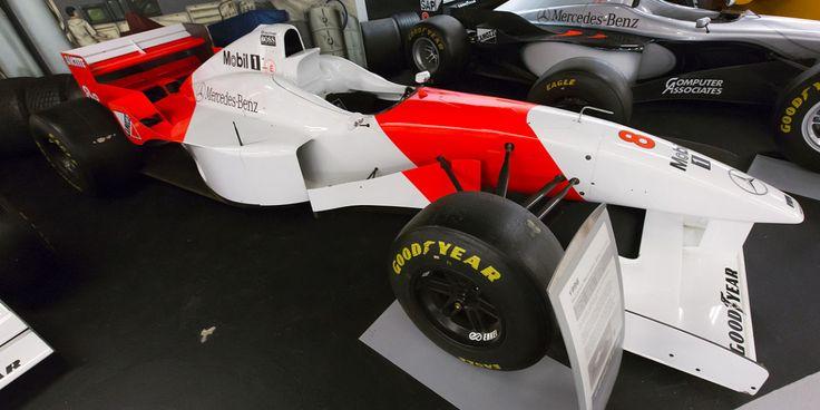 Zehn Dinge, die Sie in McLaren vermeiden sollten 8