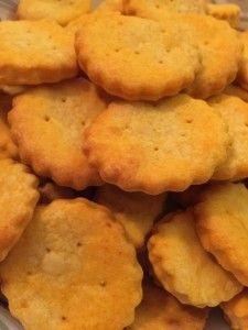crackers al pomodoro bimby