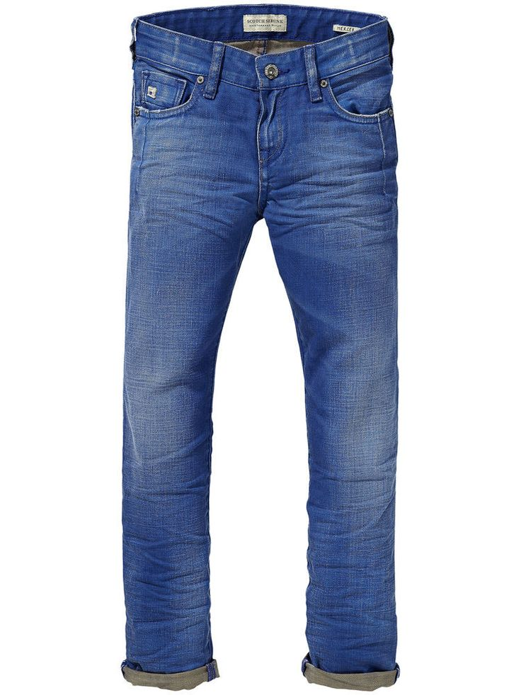 Scotch Shrunk Jeans Mercer Blue