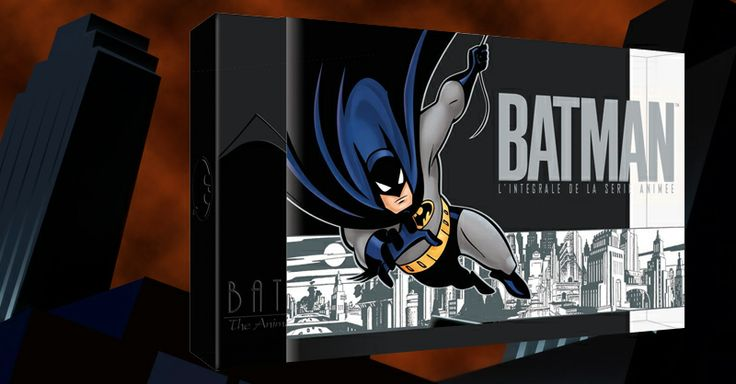 Batman:  intégrale la série animée. #NEED