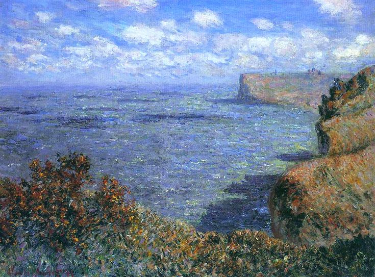 """View Taken From Greinval"", Claude Monet, 1881"