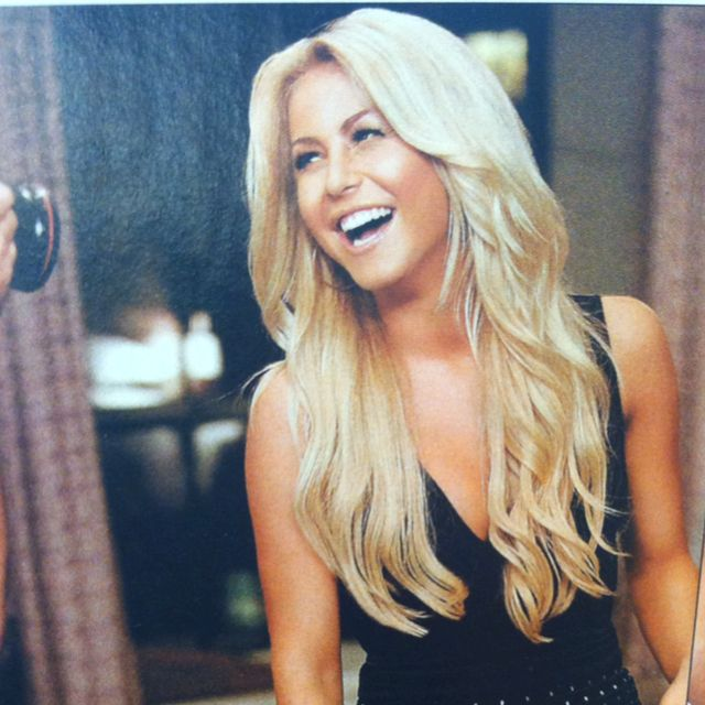 Julianne Hough's Hair love the color ,length and style!