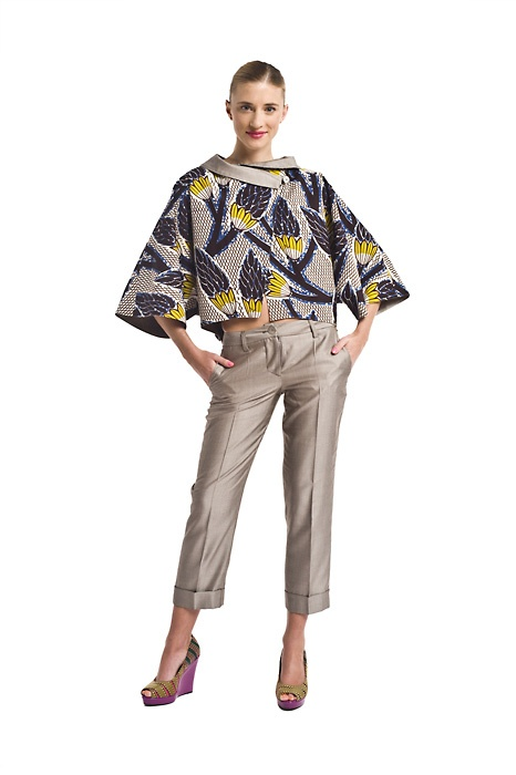 SHATI SILVER JACKET  & PANTS Loose fit REVERSIBLE jacket with a shawl collar. You will love it, because it fits any occasion. One side is quiet and toned-down with a contrasting-color shawl; the opposite side reverses to a gorgeous and insanely rich palette of colors.  moyo.com.pl