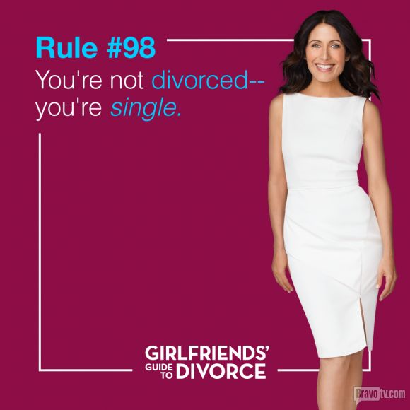 Girlfriends Guide to Divorce Photos | The Girlfriends' Guide to Divorce: Basic Rules