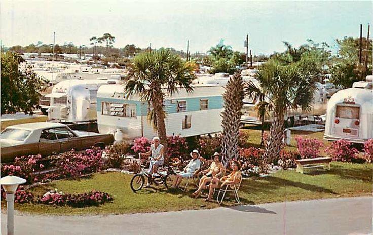 Seminole Florida Bay Pines Annex Trailer Park