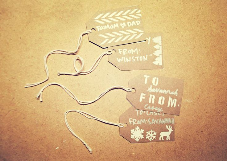 martha stewart gift tag template - 147 best images about diy with martha stewart on pinterest