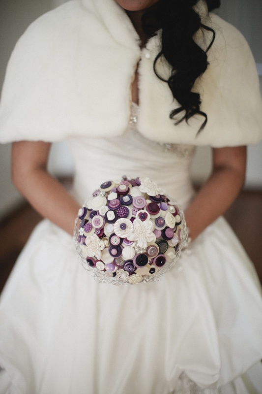 button wedding bouquet, wedding bouquets and flowers http://www.cavanaghphotography.com