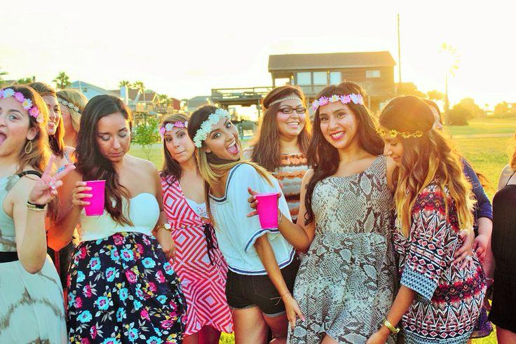 Coachella Theme Party