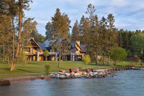 9 Best Ideas About Dream Lake House On Pinterest Montana