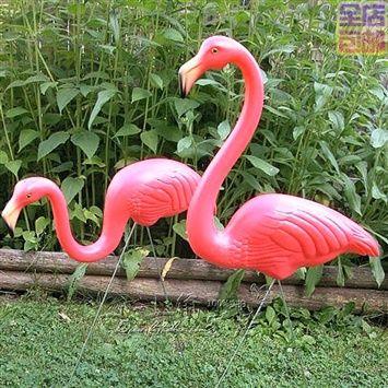 Flamingo ornaments (coupon code 3offpin) #gardening #garden #outdoor #birds