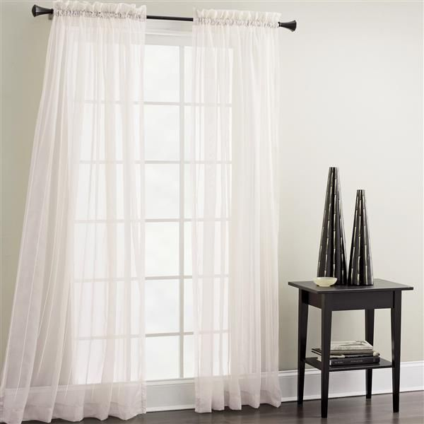 Sheer Mist Panel  #curtains #croscill #comfort #shear #holidays #giftideas
