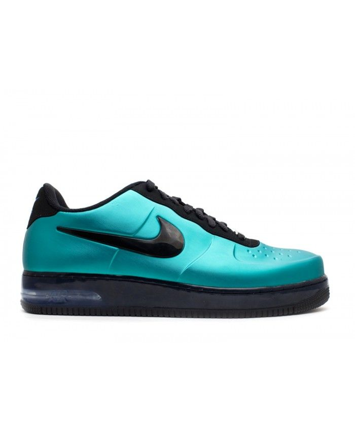 Air Force 1 Foamposite Pro Low New Green, Black 532461-300