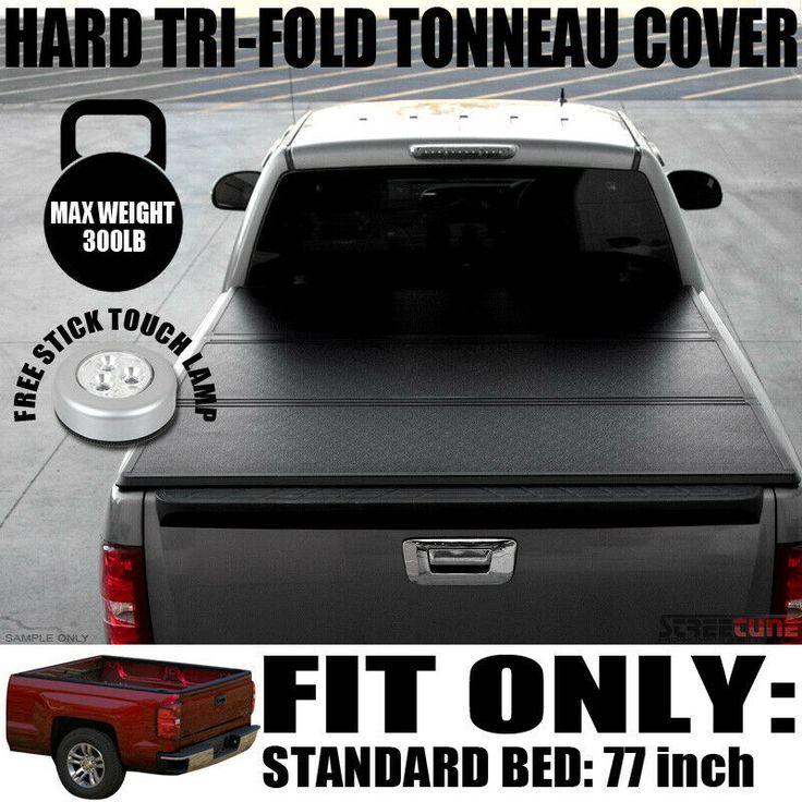 Sponsored Ebay Tri Fold Hard Tonneau Cover Jr For 05 10 Dakota Raider Ext Club Cab 6 5 Bed Hard Tonneau Cover Tonneau Cover Tri Fold Tonneau Cover
