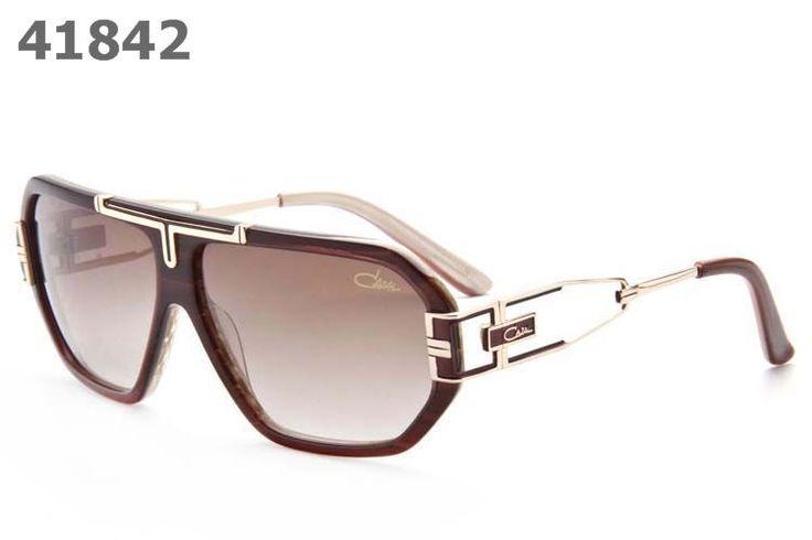 Cazal Unisex Retro Sunglasses 881 coffee lens coffee frame