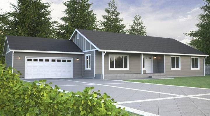 Top Inspiration 48 Modern Rambler House Plan In 2020 Farmhouse Style House Plans Craftsman Style House Plans Mediterranean Style House Plans