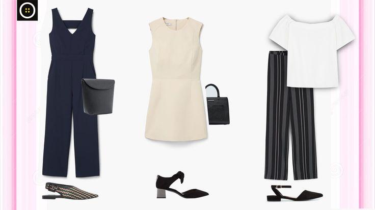 'yarın ne giysem?', 'toplantıda ne giymeliiym?'' düşüncelerden sizi kurtarıp Ofis Şıklığı isağlayacak, 3 farklı Kombin önerisini keşfetmeye başlamalısınız.