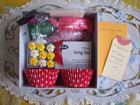 Cupcake making kit