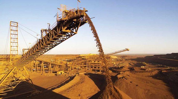 Fortescue begins construction on 950m eliwana iron ore