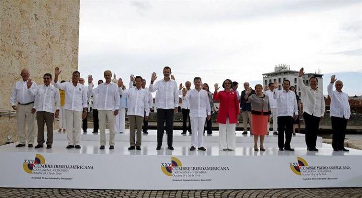 Declaración de Cartagena propone mejorar educación y empleo en Iberoamérica - http://www.notiexpresscolor.com/2016/10/30/declaracion-de-cartagena-propone-mejorar-educacion-y-empleo-en-iberoamerica/