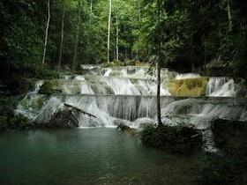 Waterfall Moramo, South Sulawesi (Indonesia)