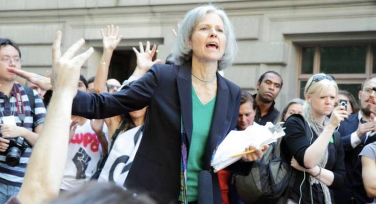 """""""There's been an explosion of Berners coming in through every portal of the campaign, and it's really exciting."""" - Jill Stein"""