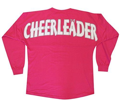 Sports Katz Womens Allstar Jersey Long Sleeve CHEERLEADER, http://www.amazon.com/dp/B00V73T7LW/ref=cm_sw_r_pi_awdm_x_FM-Oxb032V4W7