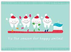 Happy Smile Season Dental Card