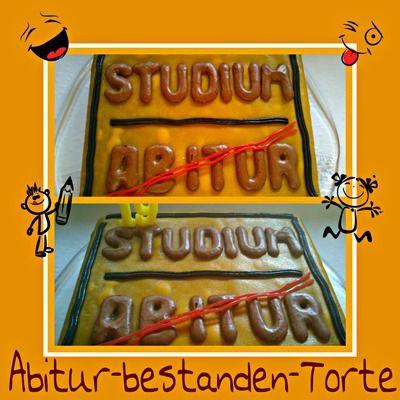 Abitur bestanden-Torte Rezept von anthe66 | rezeptwiese.de