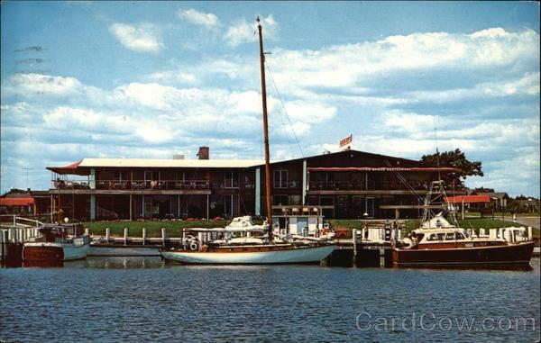 The Flying Bridge Restaurant Falmouth Massachusetts