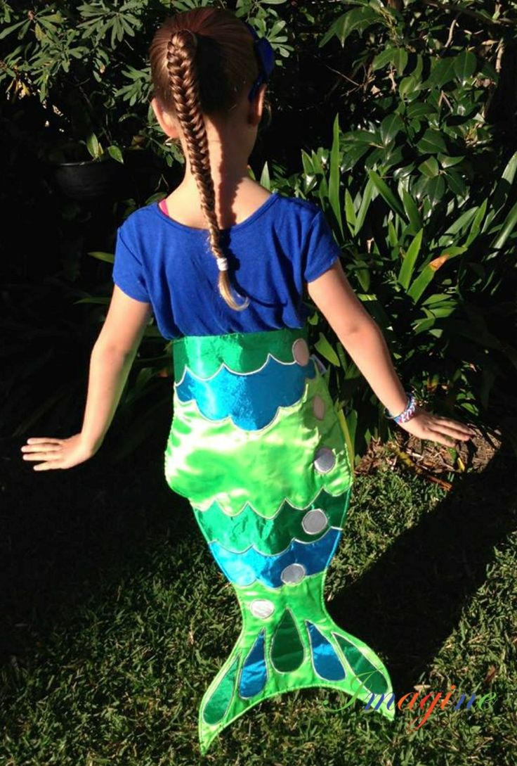 Another happy mermaid showing off her tail.  For more information about our mermaid tails please send us an email at sales@imagineforkids.com.au or pop over to our Facebook page www.fb.com/imagine4kids