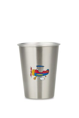 New look ecococoon Aeroplane 350ml stainless steel cup @ecococoon