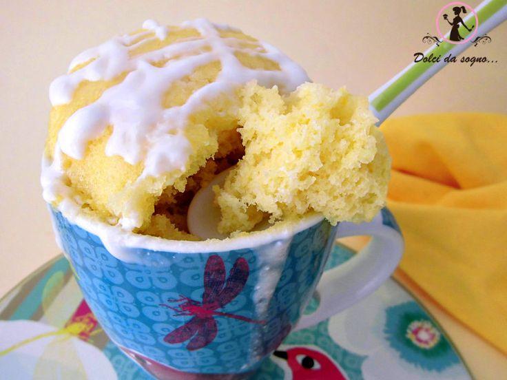 mug cake al limone2