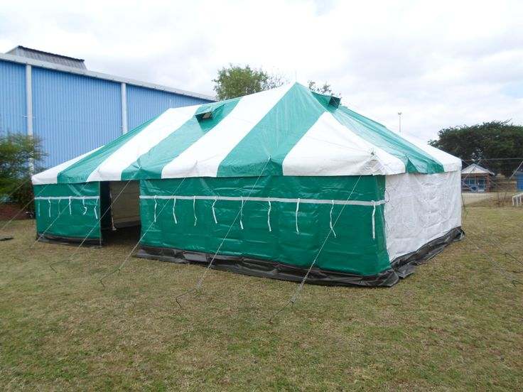 C&T standard PVC marquee