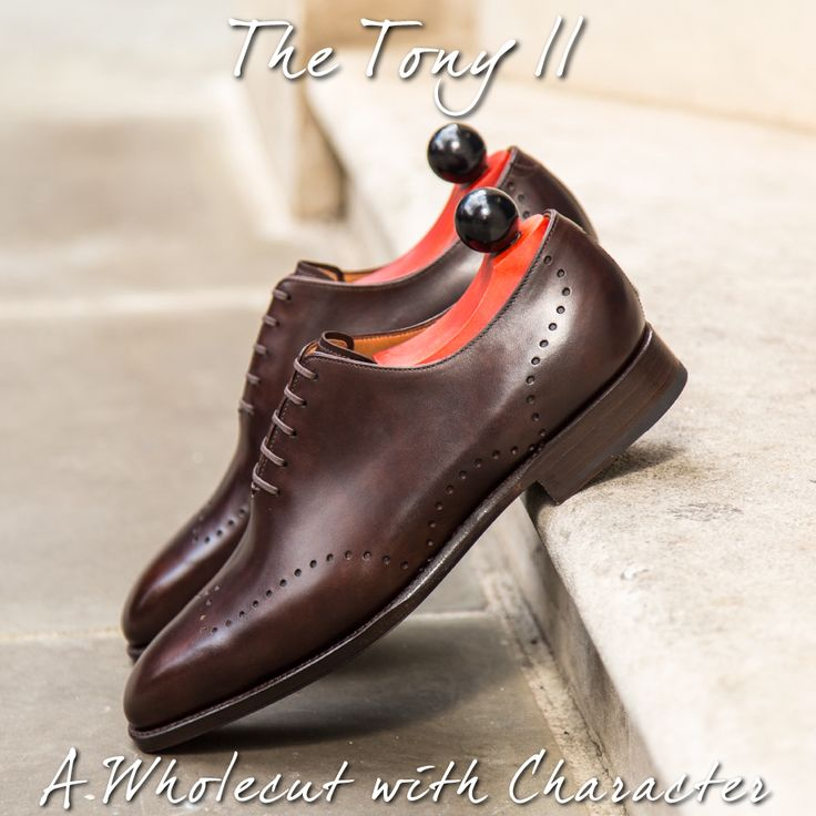 J.FITZPATRICK FOOTWEAR - The Tony II - The Business of Private Labeling – The Shoe Snob Blog