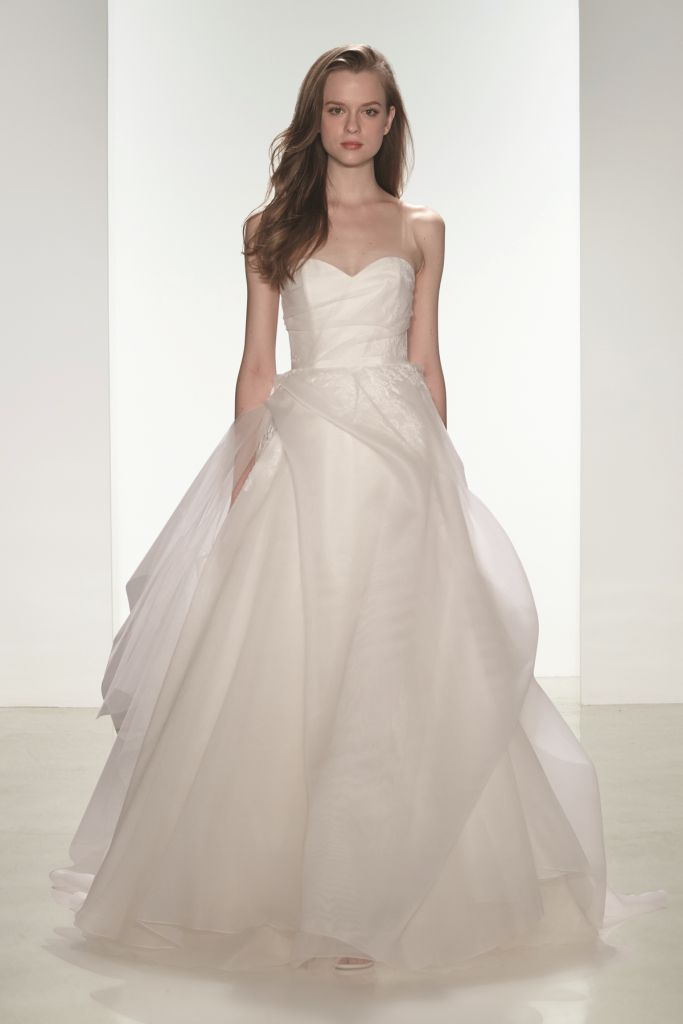 Wedding Dresses by Nouvelle Amsale Fall 2015  Wedding Gowns || Aisle Perfect