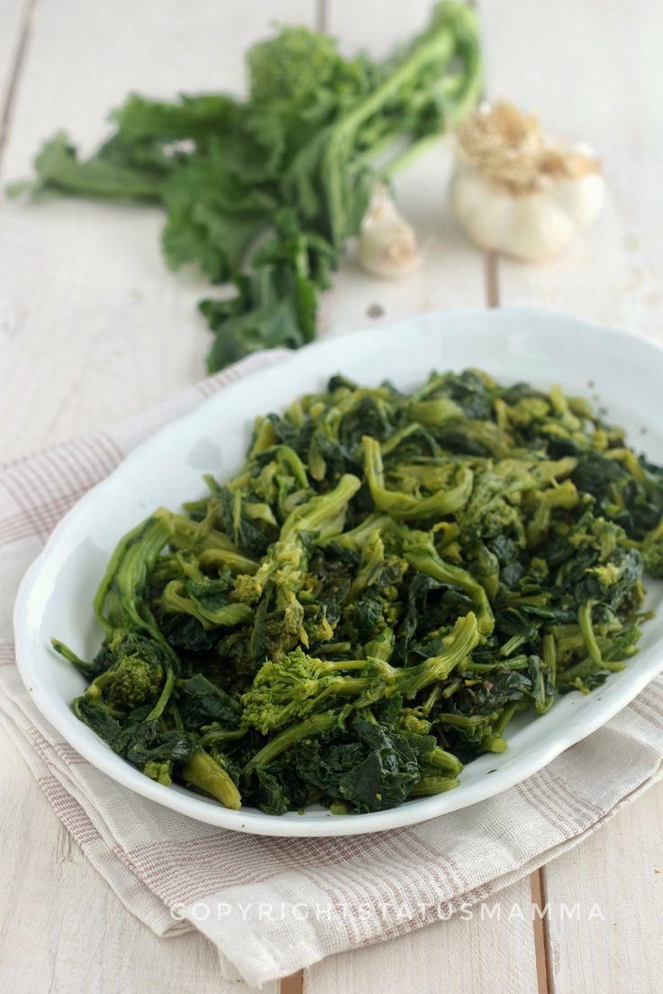 ricetta base vegetariana con contorno o per arricchire primi o secondi .