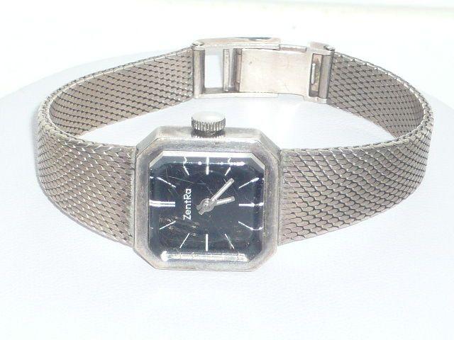 Catawiki Online-Auktionshaus: ZENTRA - Damenarmbanduhr