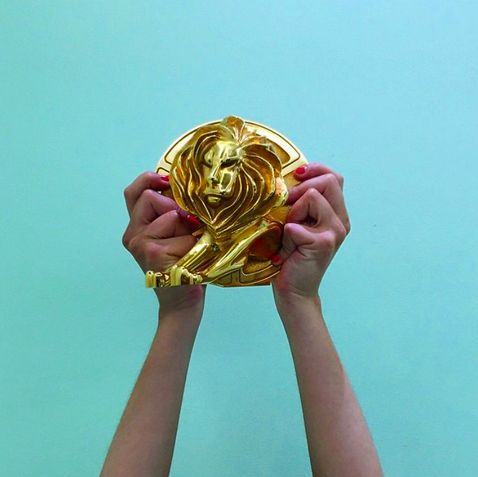 Hello LOLA's gold Cannes Lion has made its way back to the office! See the winning work here: http://bit.ly/1fj6vKh