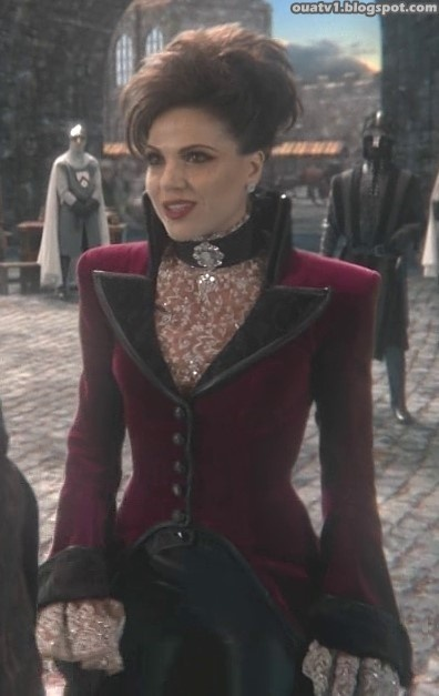 I would want to play the evil queen just for the amazing costumes she gets to wear in every episode! Once Upon A Time