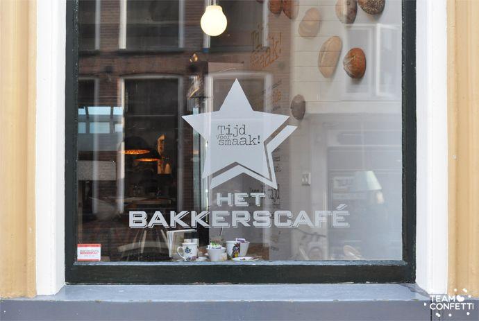 bakkerscafe Groningen www.teamconfetti.nl