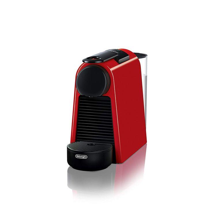 Nespresso Essenza Mini Espresso Machine by De'Longhi, Red ...