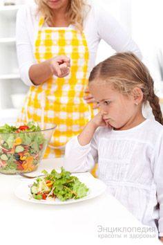 Почему еда для детей не должна быть «в тягость» ?