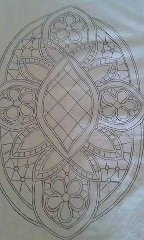 Disegno originale by Aurica Cristea