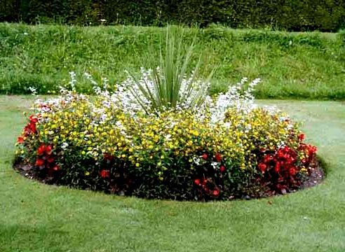 17 best Garten Steinbeet images on Pinterest Backyard ideas - steingarten anlegen mit vlies