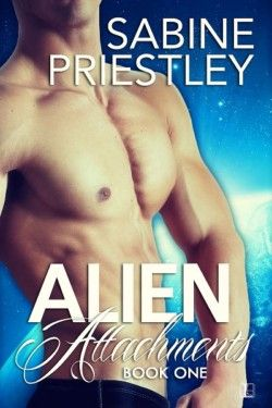 http://bit.ly/2enIWmt -        Alien Attachments by Sabine Priestley   Finding one's psi-mate is something every Sandarian dreams of. Unfortunately, Ian Cavacent's family and society would never allow him to bond with a human. And even if he could, Dani would never let some alien voodoo tell her who she was going to spend the rest of her life with. No matter how hot he is.   $0.99 Previously $15.00     Other Retailers Apple | Nook | Kobo Category: Science Fiction –