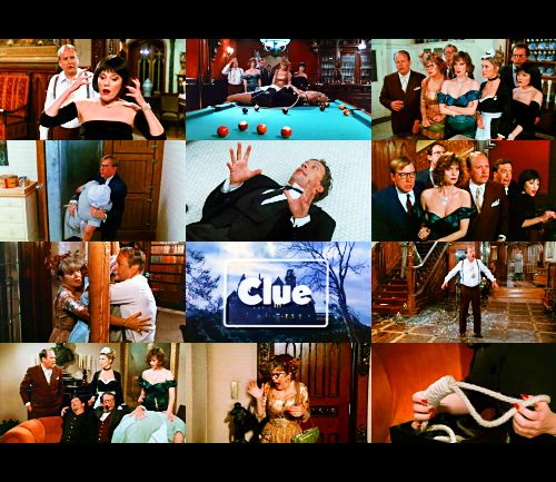 17 Best Images About Clue:The Movie! On Pinterest